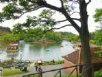 Peasholm Park nearby -  location of the famous Naval Warfare show...
