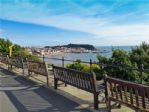 Great views of Scarborough South Bay from the Esplanade.