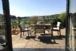 Thumbnail Image - The Cow Hide - the stunning terrace with views to Arundel Castle