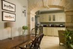 View of the dining area through to the Kitchen