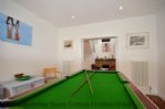 Thumbnail Image - Full size pool table (coin operated - small fee)