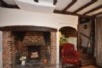 Thumbnail Image - The lovely open wood fire in the lounge