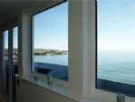 One of the many superb views from Sea View Penthouse.