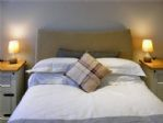 Comfy beds fitted with quality linen.