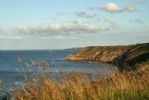 The view across to Cayton Bay and Filey.