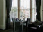 .. lovely open views from the lounge bay window.