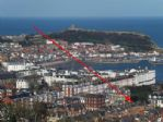 View of Scarborough from Olivers Mount.