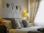 ...  quality soft furnishings and lighting in both bedrooms.