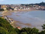 Scarborough's iconic South Bay,  a stone's throw away.