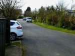 Short lane to rear of bungalow - and off-street parking for each property