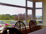 Lovely views from the dining area.