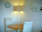 Dining table ... more dining chairs are available within the property