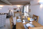 Another view of the dining area of the Kitchen