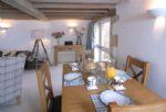 Ground floor:  Dining area