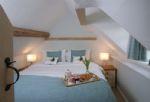 Second floor: Double bedroom