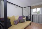 First floor: Snug/study area