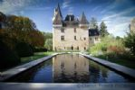 Exquisite Riverside Chateau walkable to village FRMD167