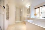 First floor: En-suite to the double bedroom