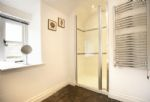 First floor: En-suite to the twin bedroom