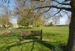 Kingham village green