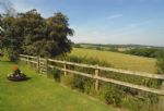 Panoramic views across the Cotswolds and beyond