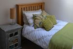 An aspect of a Bedroom