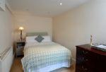 Annexe ground floor: Bedroom with double bed