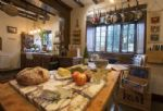 Ground floor:  Characterful, country kitchen with traditional pantry