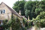 Keytes Cottage nestles on the hillside at the end of Keytes Lane