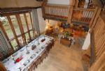 Watery Park Barn Ground floor:  Garden room with sofa bed
