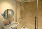 Hiron's Piece Ground floor:  En-suite shower room