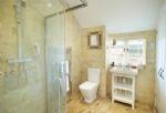 Ground floor: Large shower room