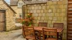 Fairfield Cottage Outdoor Dining Area - StayCotswold