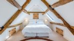 Moonlight Barn Master Bedroom - StayCotswold