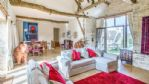Moonlight Barn Lounge Area - StayCotswold