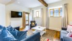 Waterhead Barn Living Area - StayCotswold