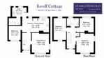 Rowlf Cottage - Floorplan - StayCotswold