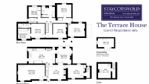 The Terrace House - Floorplan