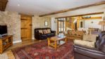 The Barn Living Area - StayCotswold