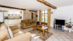 Prince Barn Living Area - StayCotswold
