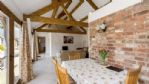 Blossom Barn Dining Area - StayCotswold