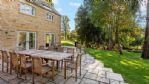 The Vineyards Outdoor Dining Area - StayCotswold