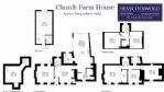 Church Farm House - Floor Plan