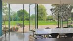 The Curved House Outside Views - StayCotswold