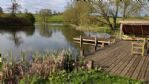 The Curved House Lake - StayCotswold