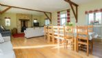 Chimney Farm Barns Dining Area - Stay Cotswold