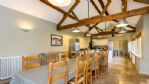 Chimney Farm Barns Dining Area - StayCotswold