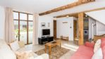 Goodlake Barns Living Area - StayCotswold