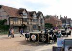 Shakespeares Birthplace, Henley Street, Stratford-upon-Avon