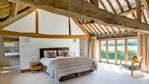 Hook Norton Barn Bedroom - StayCotswold